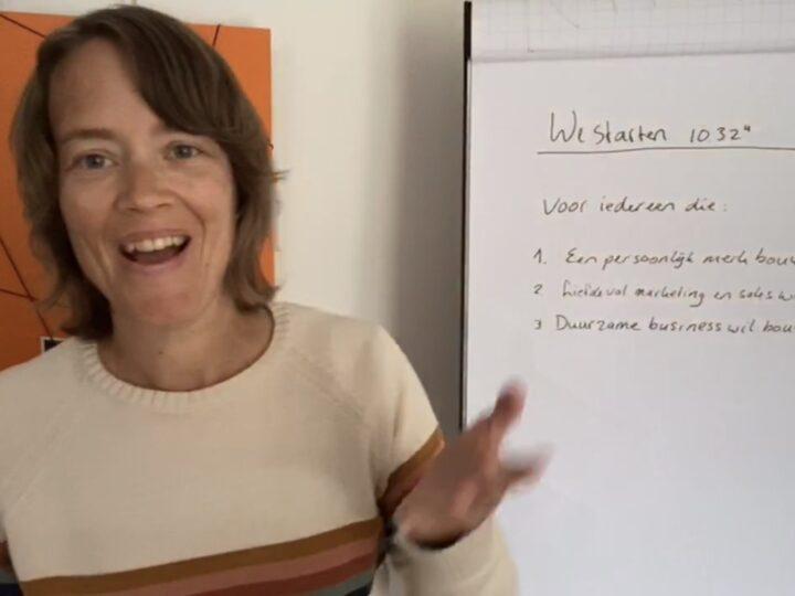 LIVE training: 7 vormen van content om fans en klanten te krijgen